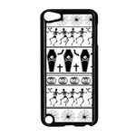 Halloween pattern Apple iPod Touch 5 Case (Black) Front