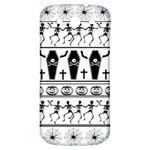 Halloween pattern Samsung Galaxy S3 S III Classic Hardshell Back Case Front