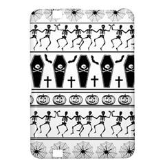 Halloween Pattern Kindle Fire Hd 8 9