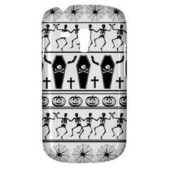 Halloween Pattern Galaxy S3 Mini