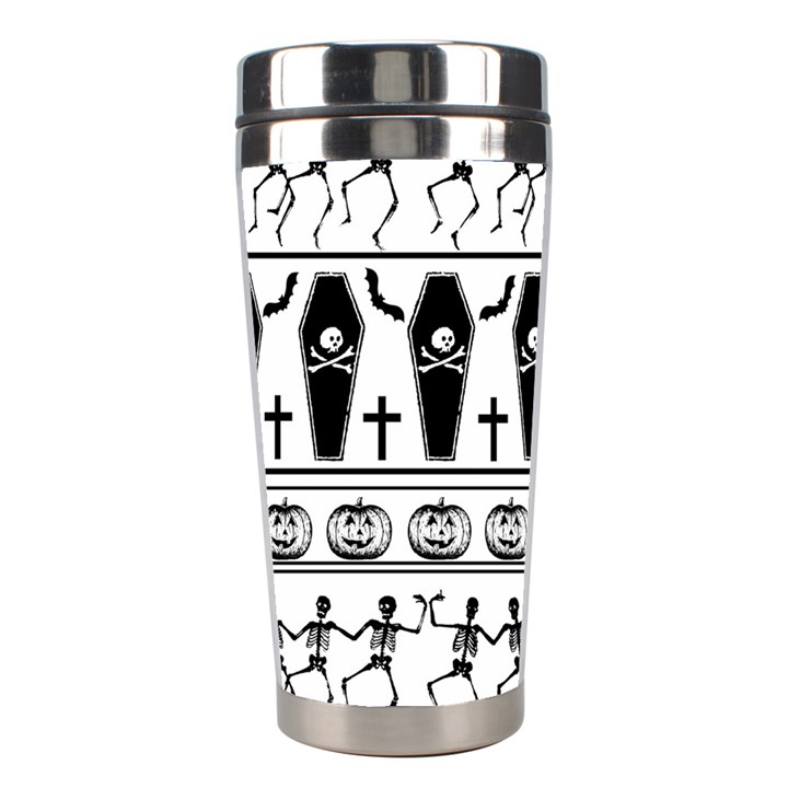 Halloween pattern Stainless Steel Travel Tumblers