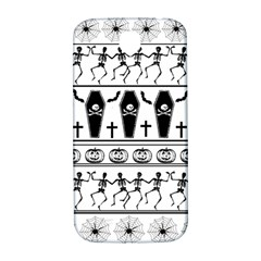Halloween Pattern Samsung Galaxy S4 I9500/i9505  Hardshell Back Case