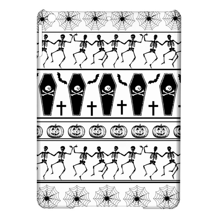Halloween pattern iPad Air Hardshell Cases