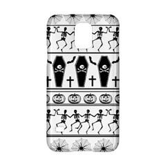 Halloween Pattern Samsung Galaxy S5 Hardshell Case