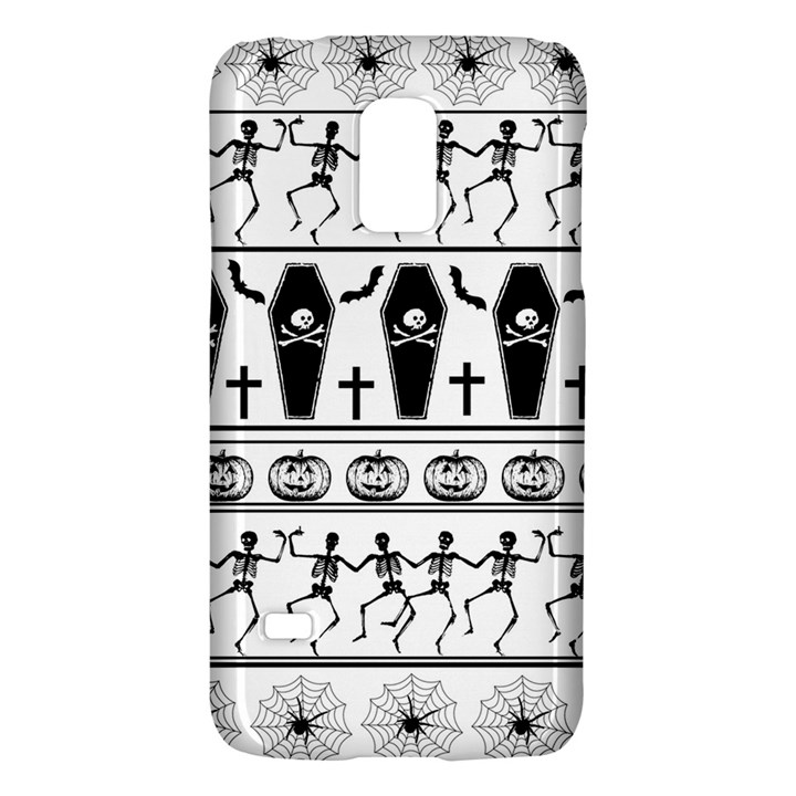 Halloween pattern Galaxy S5 Mini