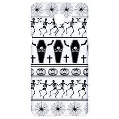 Halloween Pattern Samsung C9 Pro Hardshell Case