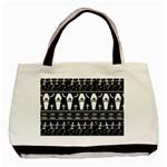 Halloween pattern Basic Tote Bag Front