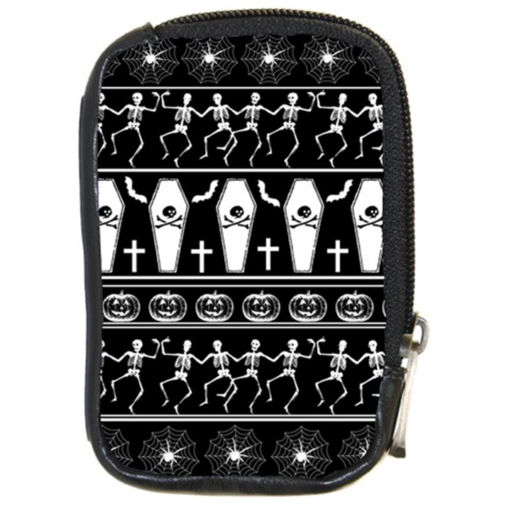 Halloween pattern Compact Camera Cases