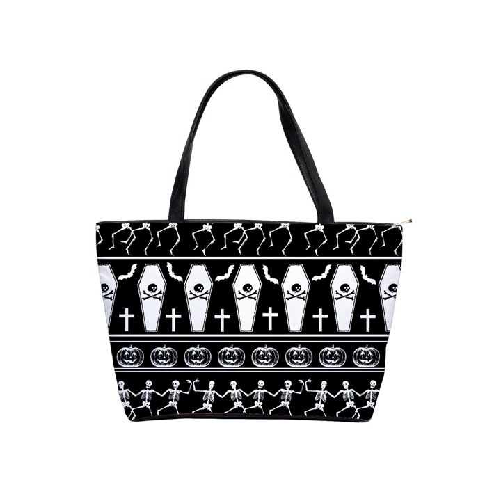Halloween pattern Shoulder Handbags