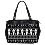 Halloween pattern Office Handbags (2 Sides)  Front