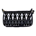 Halloween pattern Shoulder Clutch Bags Front