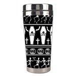 Halloween pattern Stainless Steel Travel Tumblers Right