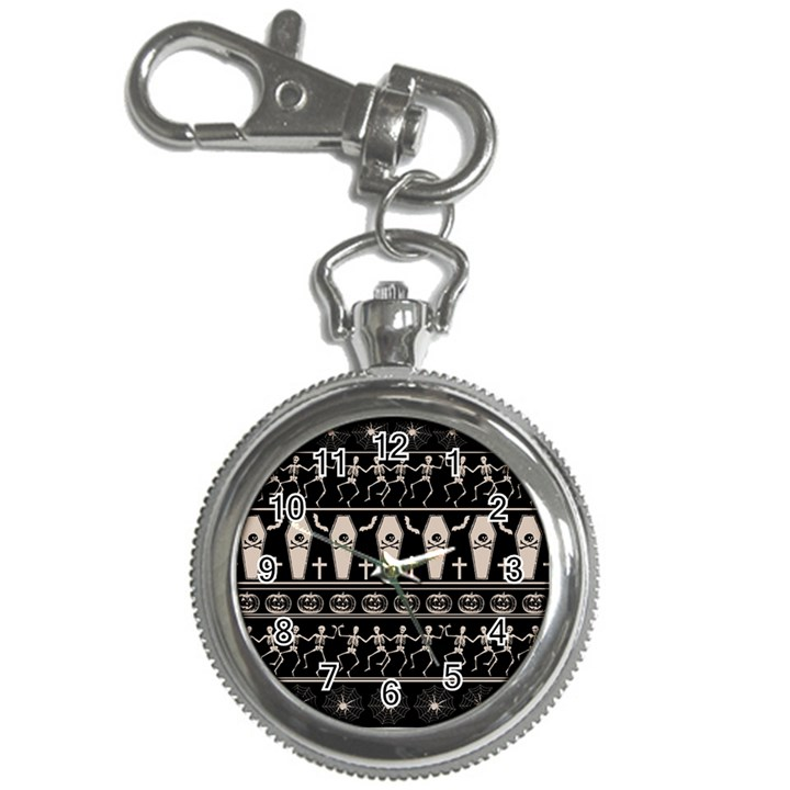 Halloween pattern Key Chain Watches