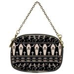 Halloween pattern Chain Purses (One Side)  Front