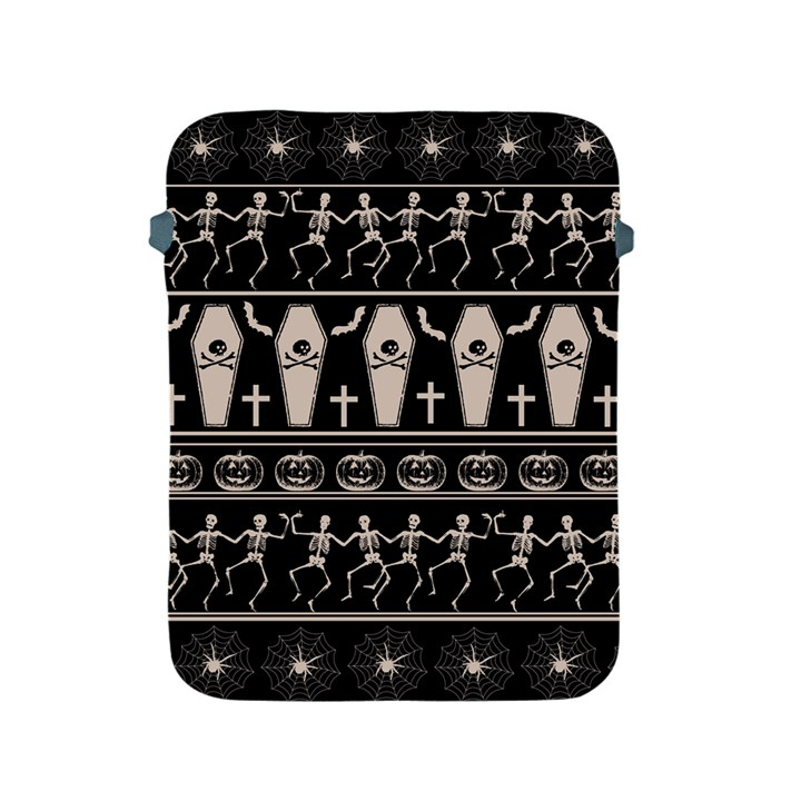 Halloween pattern Apple iPad 2/3/4 Protective Soft Cases