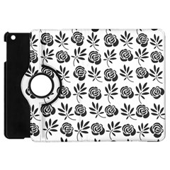 Vintage Roses Apple Ipad Mini Flip 360 Case
