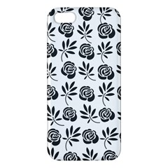 Vintage Roses Apple Iphone 5 Premium Hardshell Case