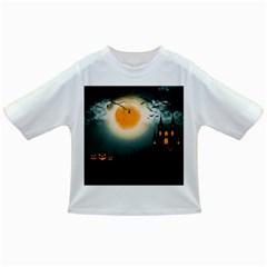 Halloween Landscape Infant/toddler T Shirts