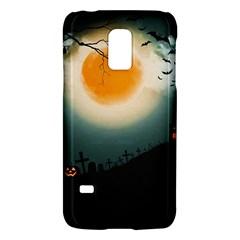 Halloween Landscape Galaxy S5 Mini