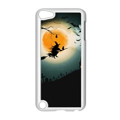 Halloween Landscape Apple Ipod Touch 5 Case (white)
