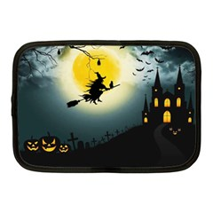 Halloween Landscape Netbook Case (medium)