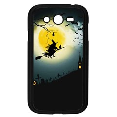Halloween Landscape Samsung Galaxy Grand Duos I9082 Case (black)