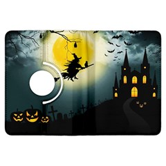 Halloween Landscape Kindle Fire Hdx Flip 360 Case