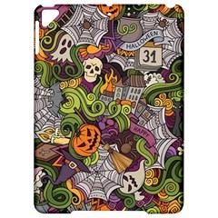 Halloween Pattern Apple Ipad Pro 9 7   Hardshell Case
