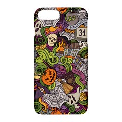 Halloween Pattern Apple Iphone 7 Plus Hardshell Case