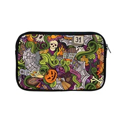 Halloween Pattern Apple Macbook Pro 13  Zipper Case