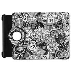 Halloween Pattern Kindle Fire Hd 7