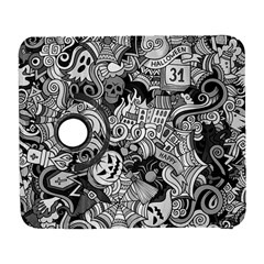Halloween Pattern Galaxy S3 (flip/folio)