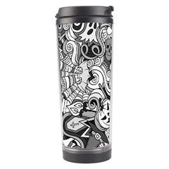 Halloween Pattern Travel Tumbler