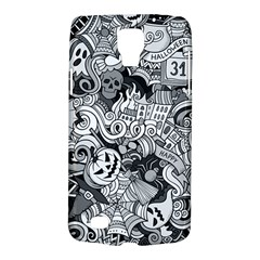 Halloween Pattern Galaxy S4 Active
