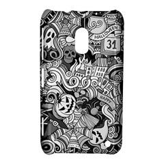 Halloween Pattern Nokia Lumia 620