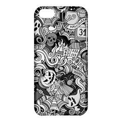 Halloween Pattern Apple Iphone 5c Hardshell Case