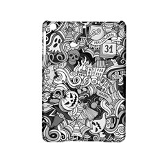 Halloween Pattern Ipad Mini 2 Hardshell Cases