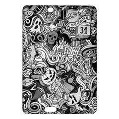 Halloween Pattern Amazon Kindle Fire Hd (2013) Hardshell Case