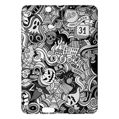 Halloween Pattern Kindle Fire Hdx Hardshell Case