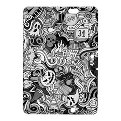 Halloween Pattern Kindle Fire Hdx 8 9  Hardshell Case