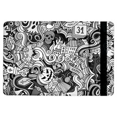 Halloween Pattern Ipad Air Flip