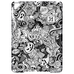Halloween Pattern Apple Ipad Pro 9 7   Hardshell Case