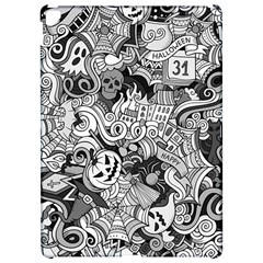 Halloween Pattern Apple Ipad Pro 12 9   Hardshell Case