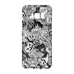 Halloween Pattern Samsung Galaxy S8 Hardshell Case