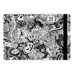 Halloween Pattern Apple Ipad Pro 10 5   Flip Case