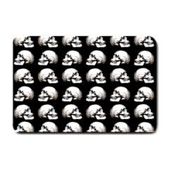 Halloween Skull Pattern Small Doormat