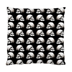 Halloween Skull Pattern Standard Cushion Case (two Sides)