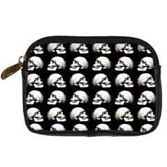 Halloween Skull Pattern Digital Camera Cases