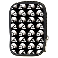 Halloween Skull Pattern Compact Camera Cases