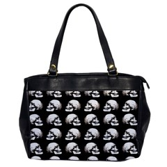 Halloween Skull Pattern Office Handbags